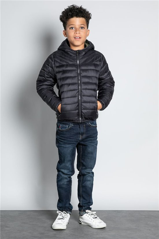 Puffy Jacket JACKET JOHNNY Boy W20614B (56721) - DEELUXE-SHOP