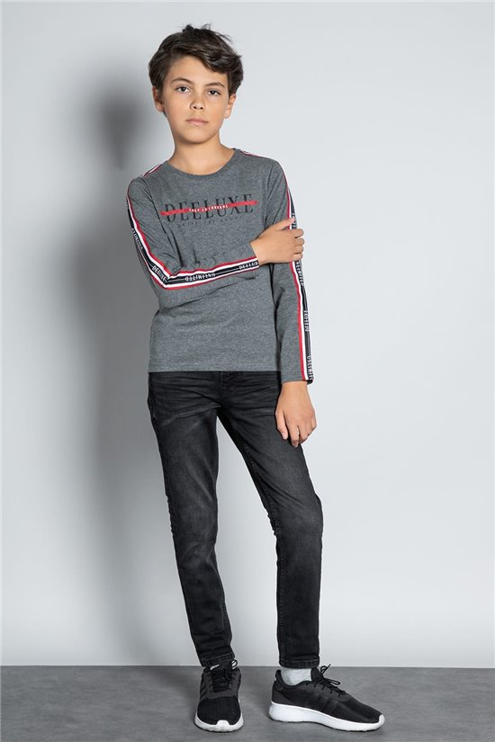 T-shirt T-SHIRT RALFY Boy W20148B (56805) - DEELUXE-SHOP