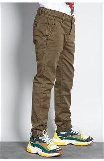 Pant CHINOS COTTAGE Boy W207001B (56839) - DEELUXE-SHOP