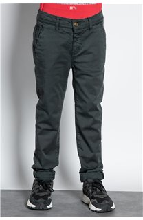 Pant CHINOS COTTAGE Boy W207001B (56842) - DEELUXE-SHOP
