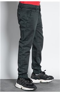 Pant CHINOS COTTAGE Boy W207001B (56844) - DEELUXE-SHOP
