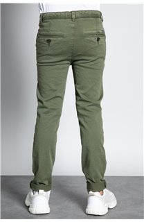 Pant CHINOS COTTAGE Boy W207001B (56848) - DEELUXE-SHOP