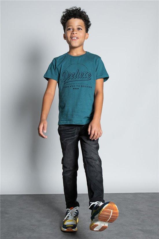 T-Shirt T-SHIRT SAKE Boy W20130B (56955) - DEELUXE-SHOP