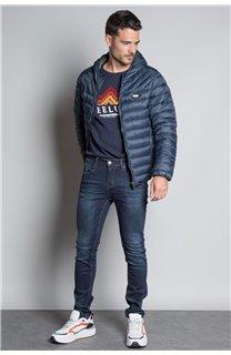 Puffy Jacket JACKET JOHNNY Man W20614M (56965) - DEELUXE-SHOP