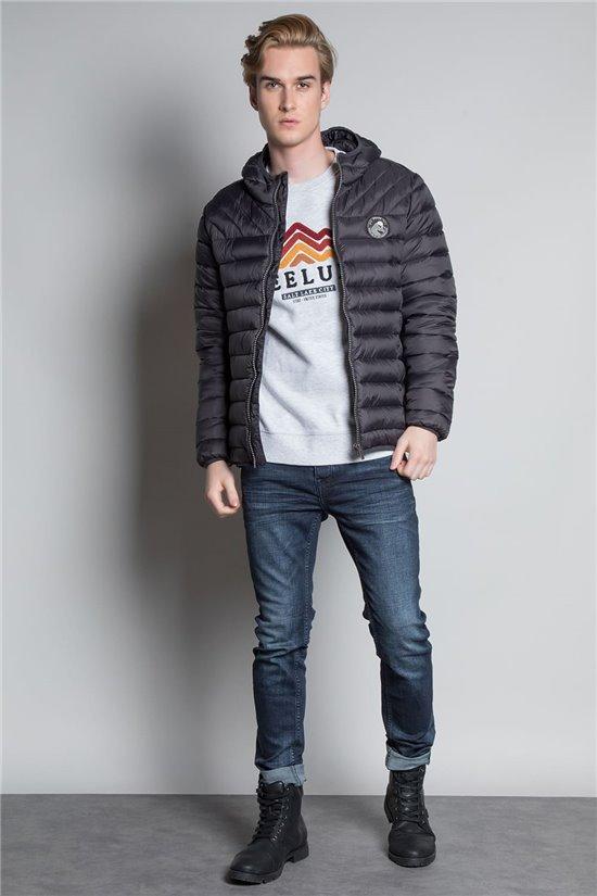 Puffy Jacket JACKET JOHNNY Man W20614M (56664) - DEELUXE-SHOP