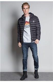Puffy Jacket JACKET JOHNNY Man W20614M (56969) - DEELUXE-SHOP