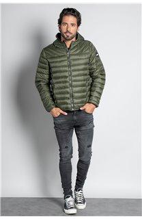 Puffy Jacket JACKET JOHNNY Man W20614M (56974) - DEELUXE-SHOP