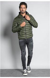 Puffy Jacket JACKET JOHNNY Man W20614M (56975) - DEELUXE-SHOP