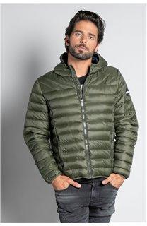 Puffy Jacket JACKET JOHNNY Man W20614M (56976) - DEELUXE-SHOP