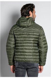 Puffy Jacket JACKET JOHNNY Man W20614M (56977) - DEELUXE-SHOP