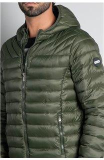 Puffy Jacket JACKET JOHNNY Man W20614M (56978) - DEELUXE-SHOP