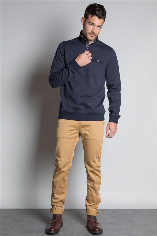 Sweatshirt SWEATSHIRT WALF Man W20543M (57114) - DEELUXE-SHOP