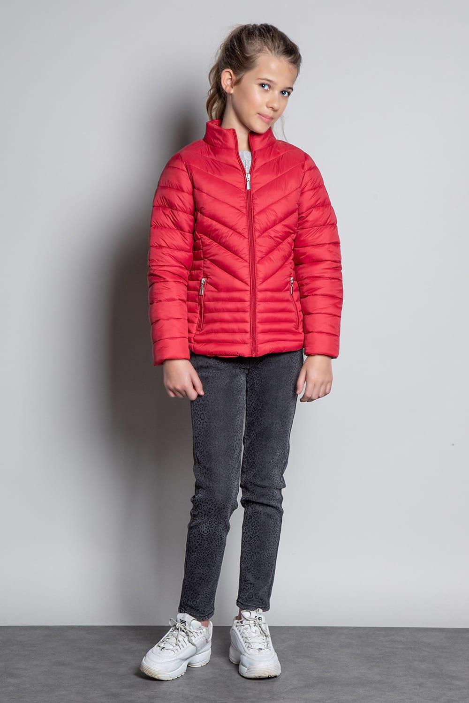 Puffy Jacket JACKET PRISCA Girl W20669G (57168) - DEELUXE-SHOP