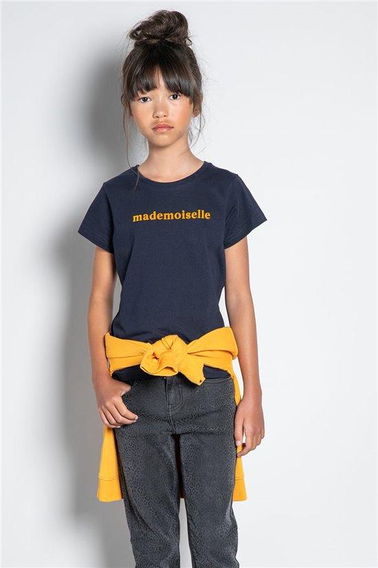 T-shirt T-SHIRT MISS Girl W20120G (57188) - DEELUXE-SHOP