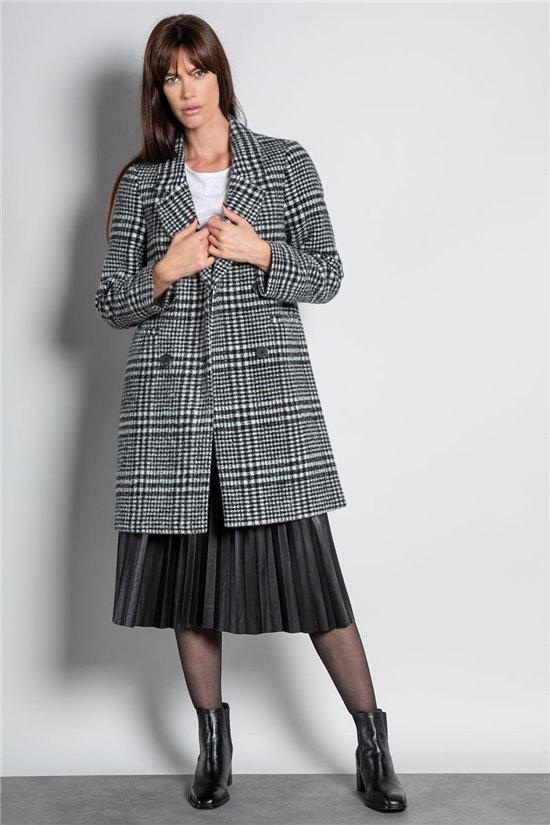 Manteau COAT LAURENA Woman W20639W (57201) - DEELUXE-SHOP