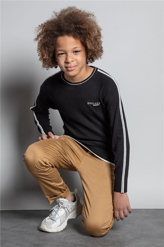 Sweater JUMPER EMPOWER Boy W20310B (57240) - DEELUXE-SHOP