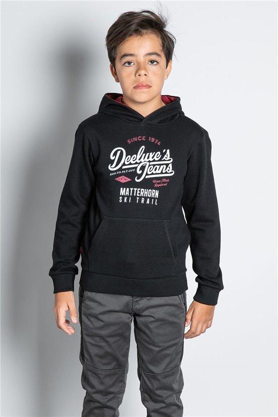 Sweatshirt HOODIE YAMA Boy W20551B (57351) - DEELUXE-SHOP