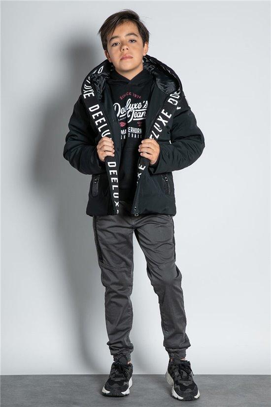 Parka JACKET GANG Boy W20672B (57357) - DEELUXE-SHOP