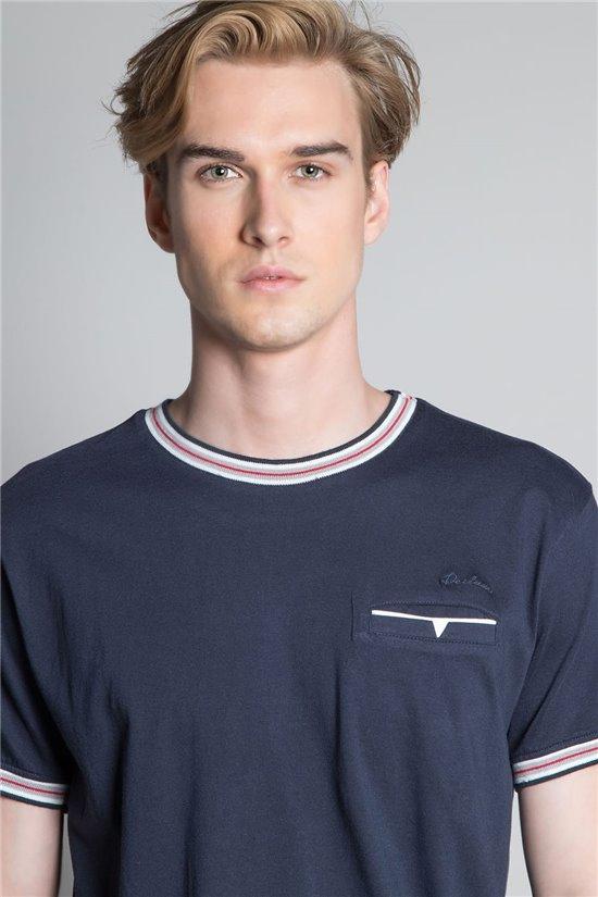 T-shirt T-SHIRT PAPURU Man W20166M (57399) - DEELUXE-SHOP