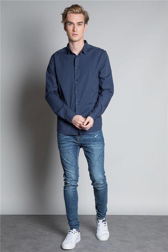 Shirt SHIRT BUNNA Man W20412M (57410) - DEELUXE-SHOP