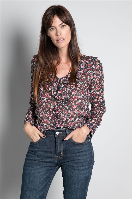 Blouse BLOUSE DAKOTA Woman W20413W (57415) - DEELUXE-SHOP