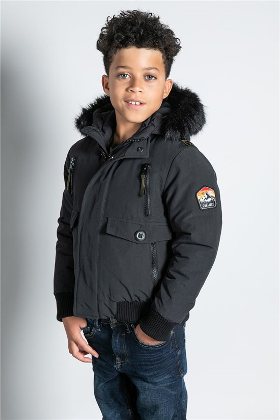 Parka PARKA EXPEDITION Boy W20607B (57575) - DEELUXE-SHOP