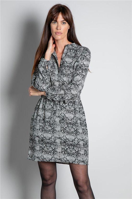 Dress DRESS BARBARA Woman W20218W (57670) - DEELUXE-SHOP