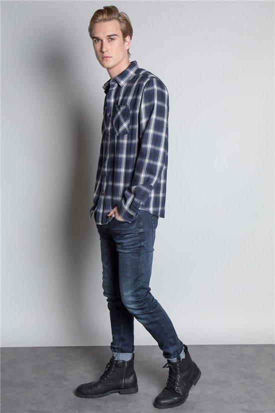 Shirt SHIRT TOPOLA Man W20401M (57718) - DEELUXE-SHOP