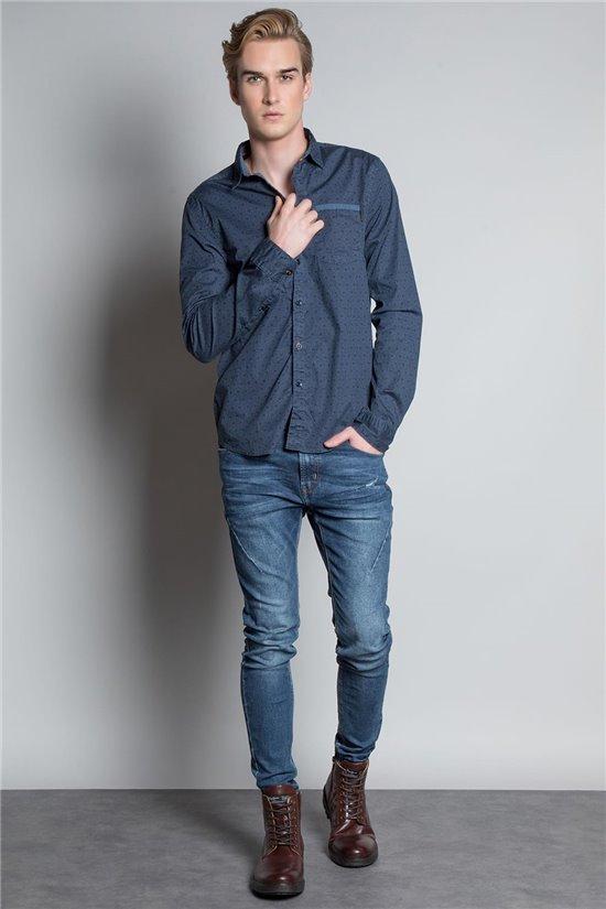 Shirt SHIRT DERICK Man W20402M (57723) - DEELUXE-SHOP