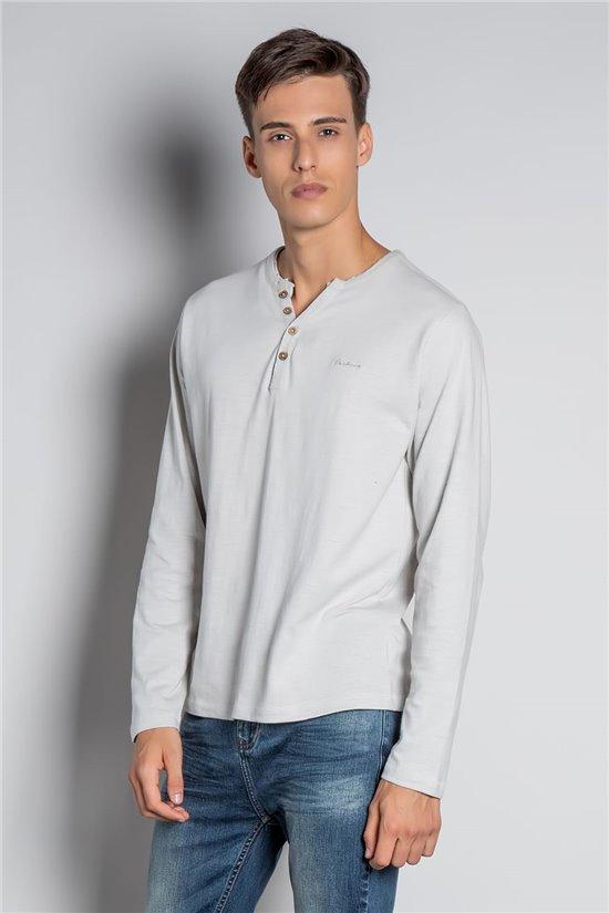 T-shirt T-SHIRT KALONINI Man W20176M (57778) - DEELUXE-SHOP