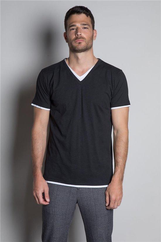 T-shirt T-SHIRT LEGEND Man W20195M (57888) - DEELUXE-SHOP
