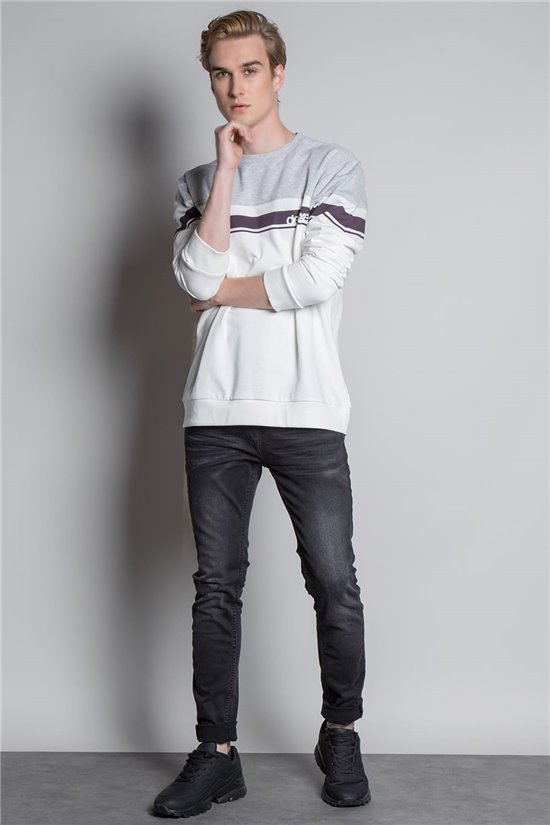 Sweatshirt SWEATSHIRT OSAKA Man W20511M (57966) - DEELUXE-SHOP