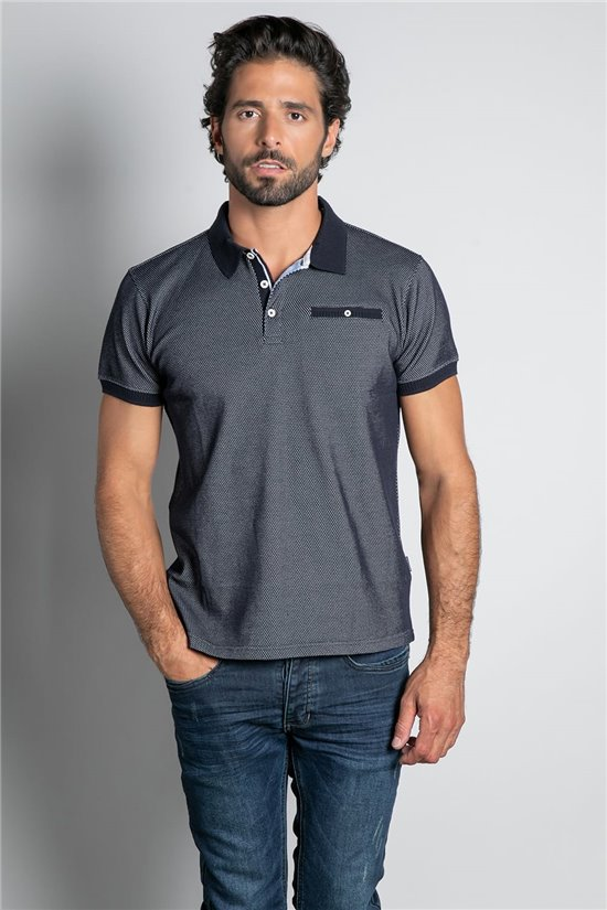 Polo shirt POLO JAP Man W20206M (57976) - DEELUXE-SHOP