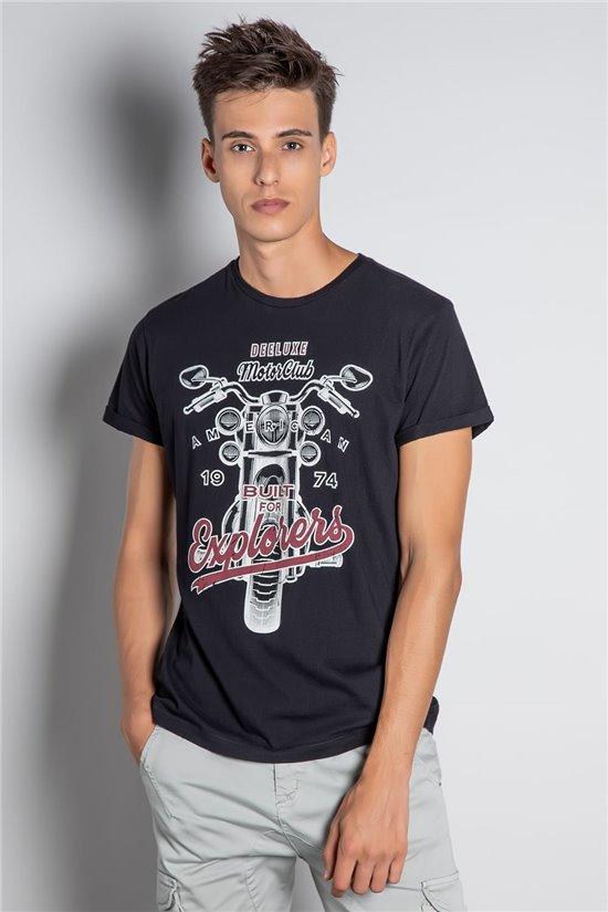 T-shirt T-SHIRT ENGINE Man W20175M (58011) - DEELUXE-SHOP