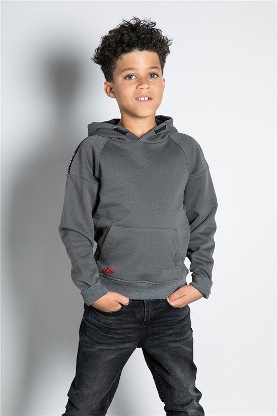 Sweatshirt HOODIE SUMO Boy W20515B (58105) - DEELUXE-SHOP