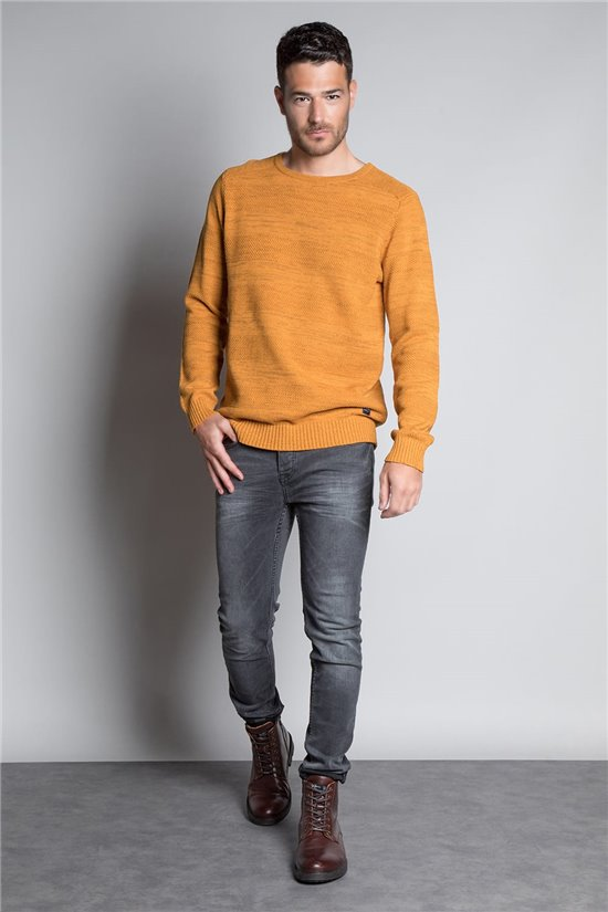 Sweater PULL GLACIS Man W20303M (58159) - DEELUXE-SHOP