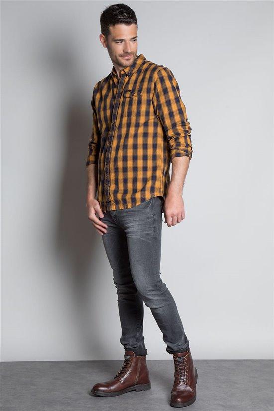 Shirt SHIRT PIETER Man W20424M (56665) - DEELUXE-SHOP