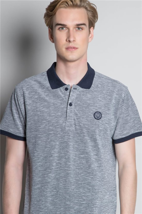 Polo shirt POLO STRICT Man W20200M (58208) - DEELUXE-SHOP