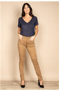 T-shirt T-SHIRT ETHANY Woman W20109W (58224) - DEELUXE-SHOP