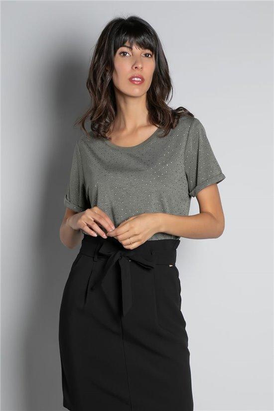 T-shirt T-SHIRT RUBY Woman W20111W (58228) - DEELUXE-SHOP