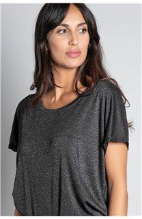 T-shirt T-SHIRT DHINES Woman W20103W (58292) - DEELUXE-SHOP