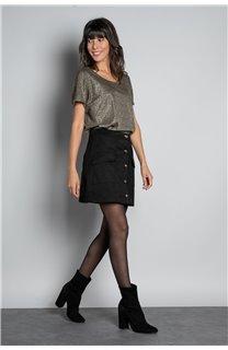 T-shirt T-SHIRT DHINES Woman W20103W (58294) - DEELUXE-SHOP