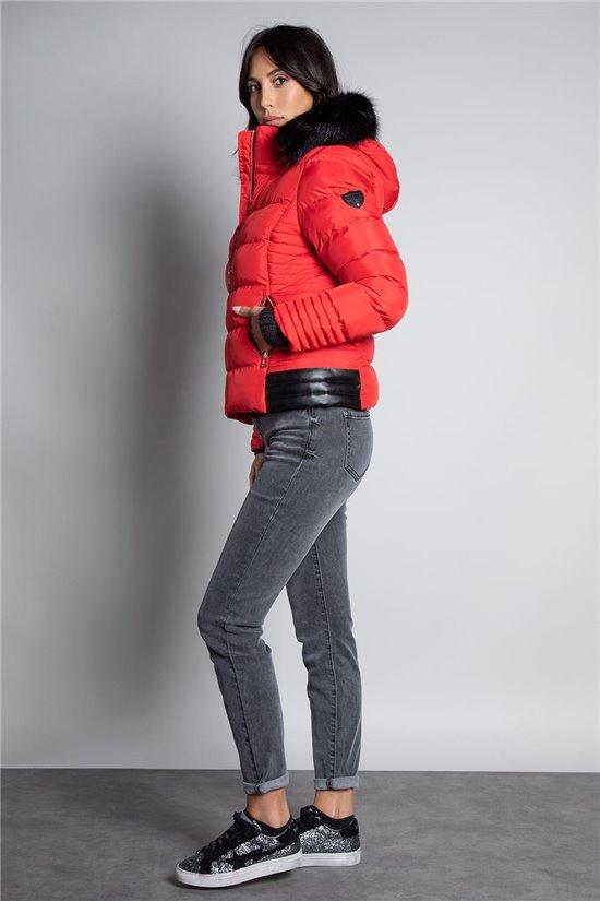 Puffy Jacket JACKET CHRISTINE Woman W20666W (58308) - DEELUXE-SHOP