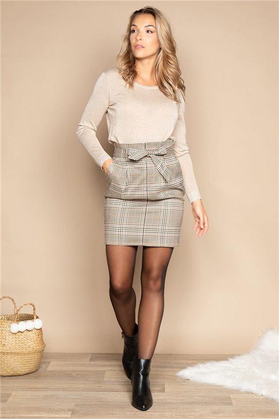 Sweater JUMPER SYLVY Woman W20312W (58353) - DEELUXE-SHOP