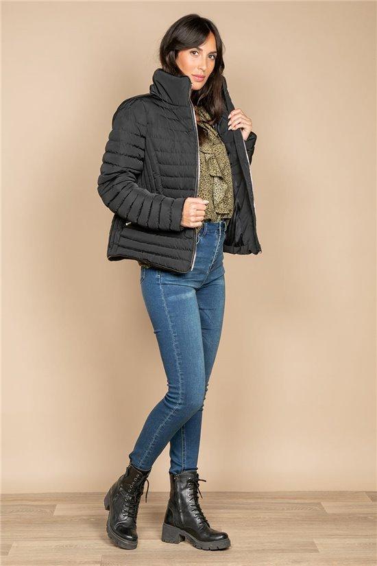 Puffy Jacket JACKET GWEN Woman W20668W (58378) - DEELUXE-SHOP