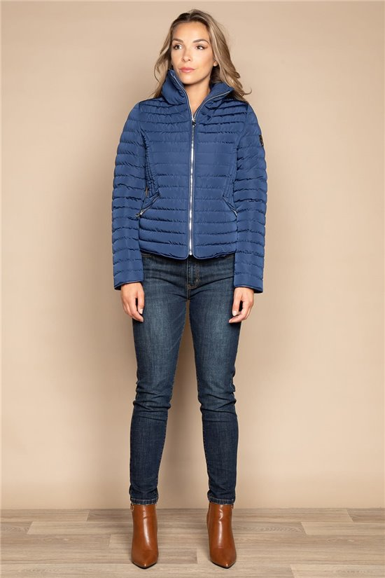 Puffy Jacket JACKET GWEN Woman W20668W (58378) - DEELUXE-SHOP