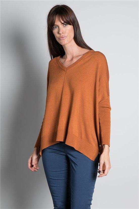 Sweater JUMPER ALEGRA Woman W20303W (58399) - DEELUXE-SHOP