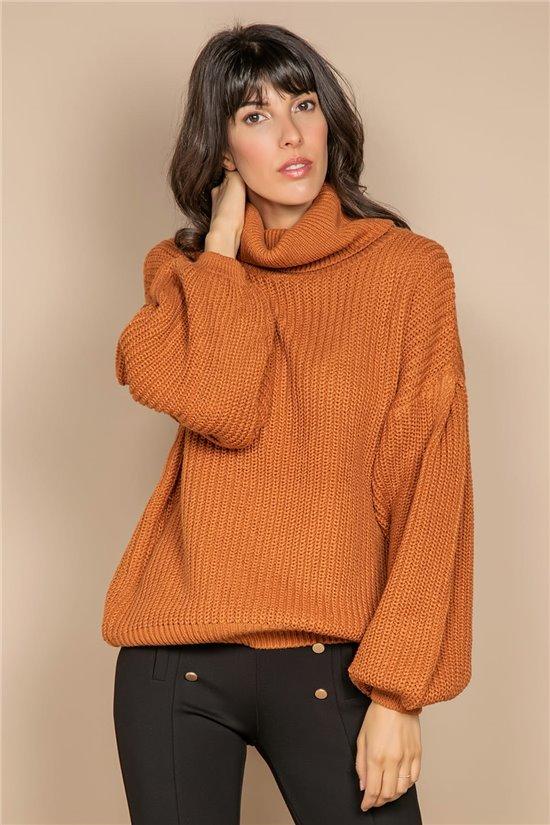 Sweater JUMPER CAMIL Woman W20319W (56670) - DEELUXE-SHOP
