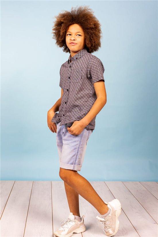 Shirt Shirt CARILLO Boy S21402B (62301) - DEELUXE-SHOP