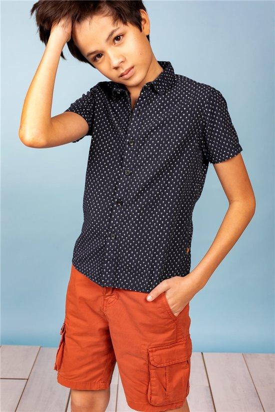 Shirt Shirt PAGOS Boy S21424B (62306) - DEELUXE-SHOP